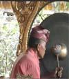 32) Bali Reisefilm auf USB Stick Wartezimmer TV
