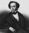 mendel1 Felix Mendelssohn Bartholdy Symphonie Nr.4 in a, op. 90 Italian 1. Satz Allegro Vivace