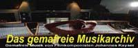 GEMA AKM SUISA freie Musik für Film, TV und Industrie