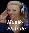 Flatrate - Freier Download der Gemafreien Musik für 1 Jahr