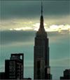 42) New York Reisefilm auf USB Stick Wartezimmer TV