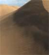 64) Wüstensand für Wartezimmer TV